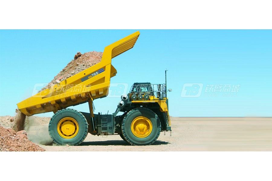 小松HD785-7非公路矿用自卸卡车