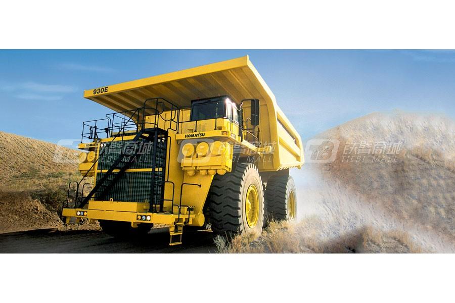 小松930E-4非公路矿用自卸卡车