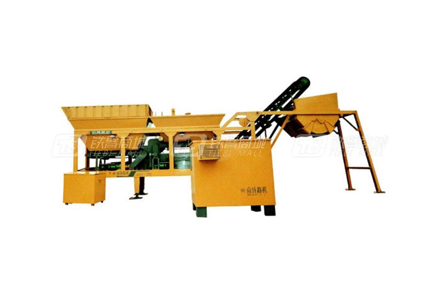 南侨MWCB-120移动式稳定土厂拌设备