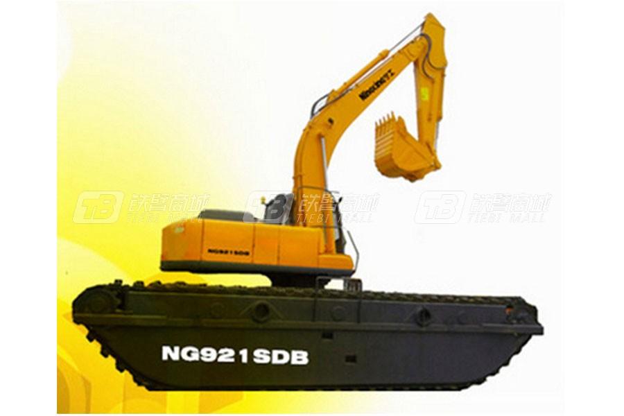 宁工股份ZY210SDA湿地挖掘机