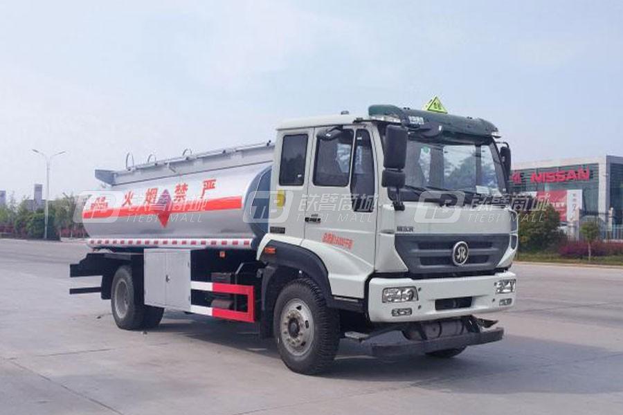 中国重汽斯太尔M5G6×4 运油车