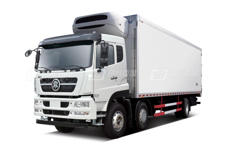 中国重汽斯太尔DM5G6×2 冷藏车