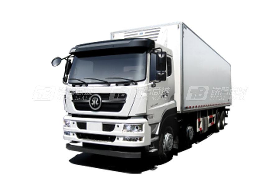 中国重汽斯太尔DM5G8×4 冷藏车