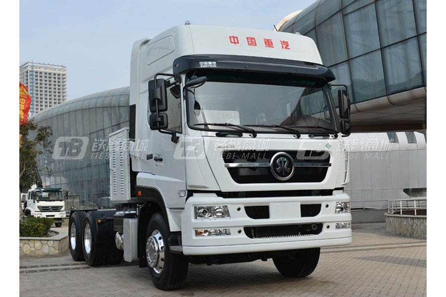 中國重汽斯太爾D7B6×4 牽引車 (輕量化版)