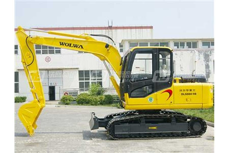 沃尔华DLS880-9B履带挖掘机