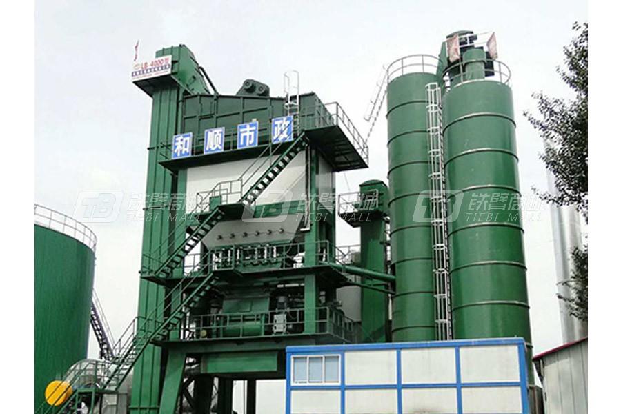 路虹LB-4000沥青混合料搅拌机