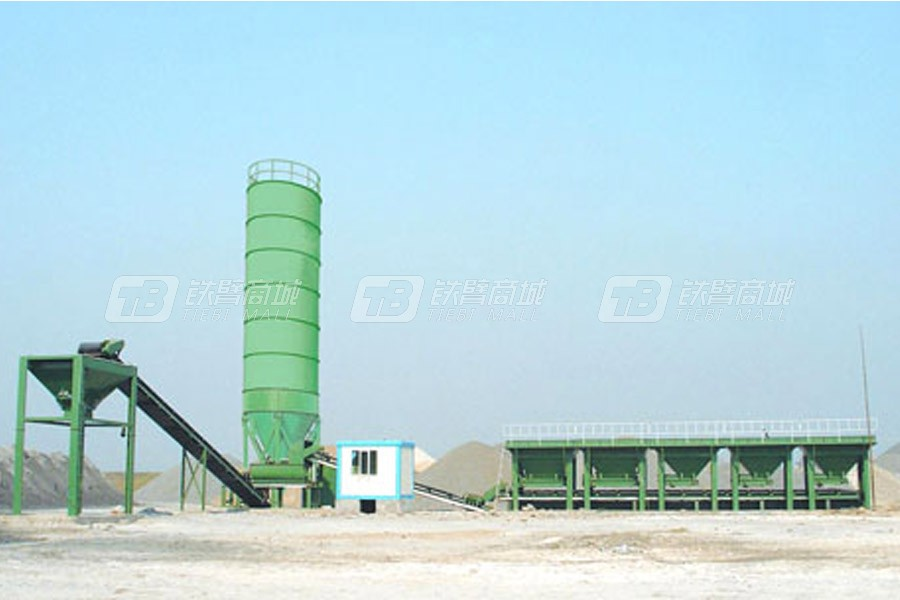 路虹WDB300厂拌设备