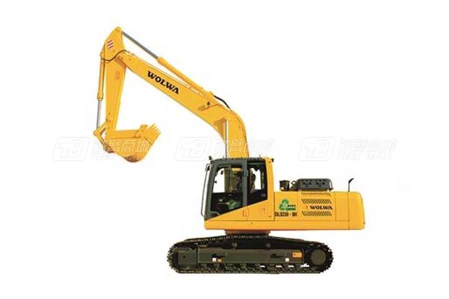 沃尔华DLS230-8H液压挖掘机