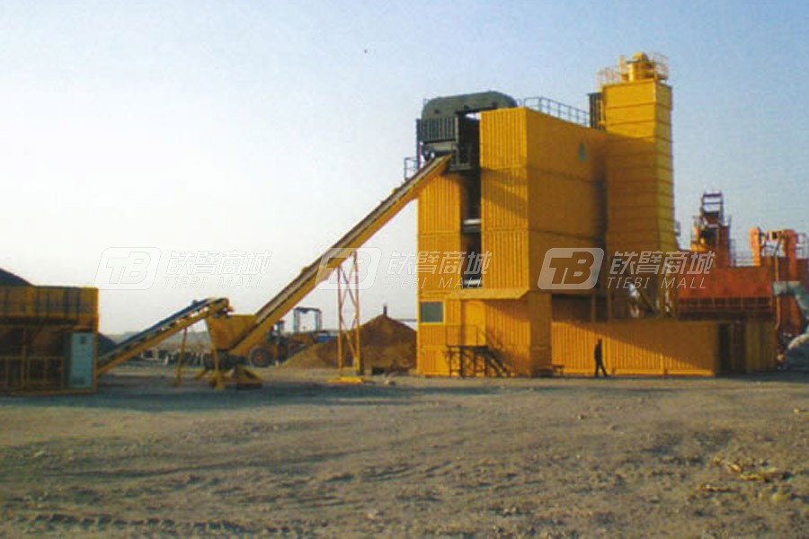 林泰阁CSD2500标准集装箱式沥青搅拌站