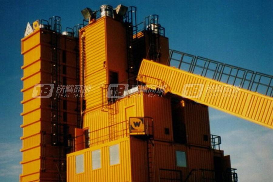 林泰阁CC3000D标准集装箱式水泥混凝土搅拌站