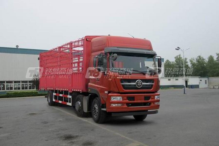 中国重汽斯太尔DM5G6×2 仓栅车 (轻量化版)