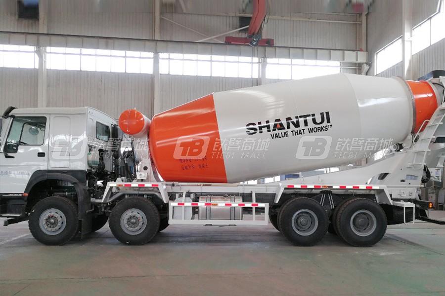 山推建友SDX5310GJBE1混凝土搅拌运输车