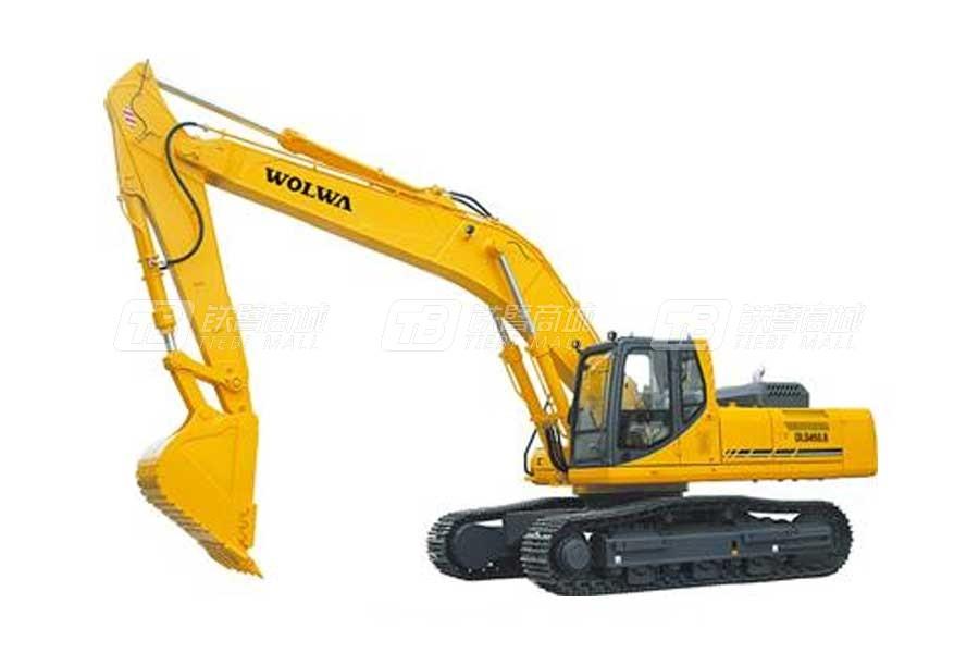 沃尔华DLS450-8B液压挖掘机