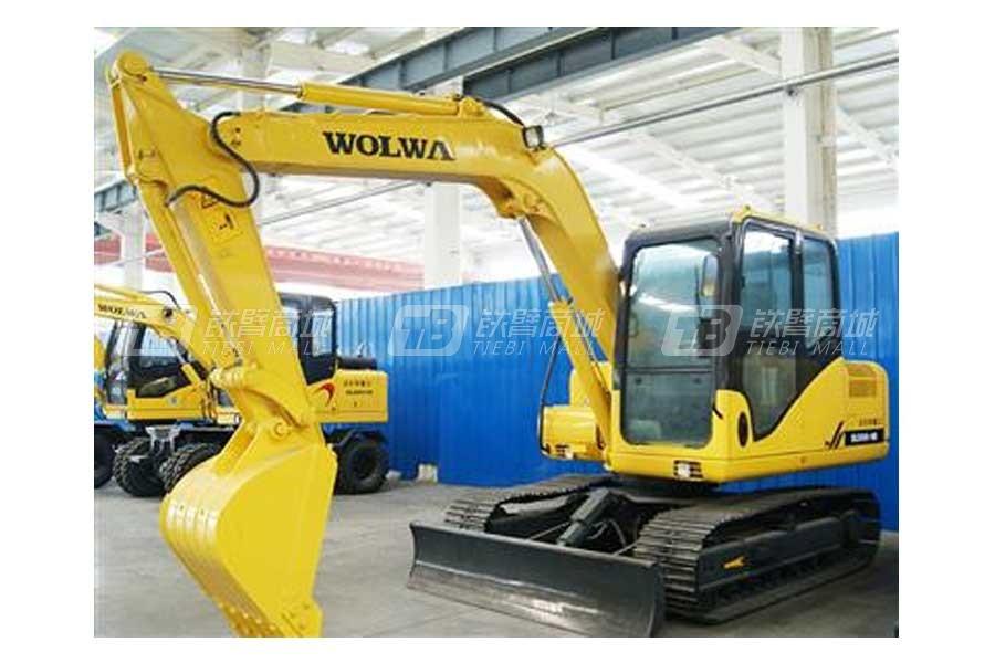 沃尔华DLS100-9B履带式液压挖掘机