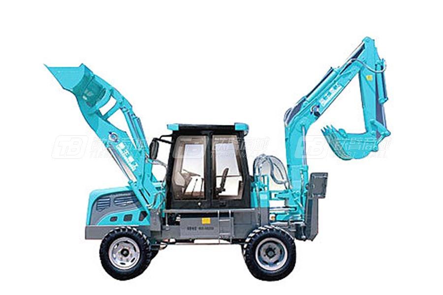 鲁牛重工SW-180-ZL挖掘装载机