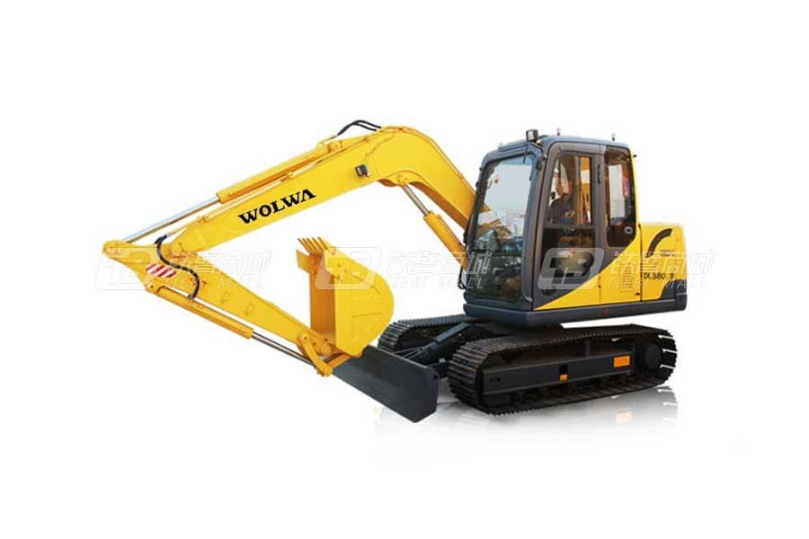 沃尔华DLS880-8B液压挖掘机