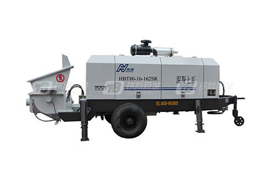 海州机械HBT80-16-162SR拖泵