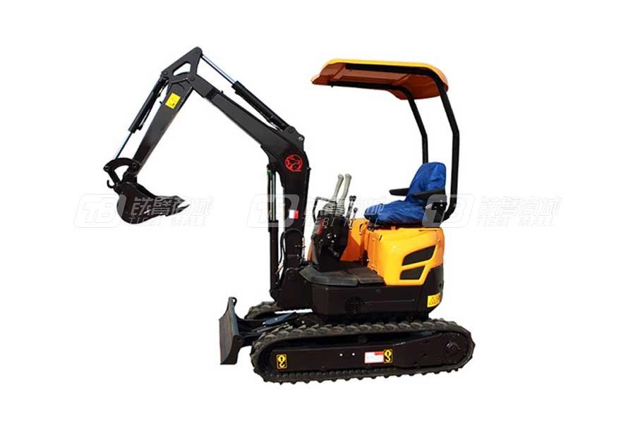 沃爾華DLS815-9B小型挖掘機