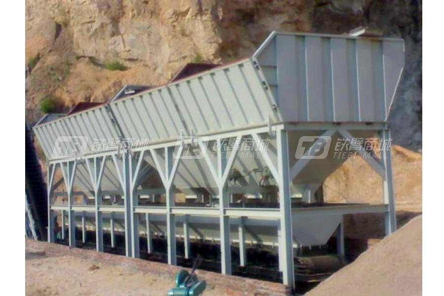 长盛PL系列混凝土配料机