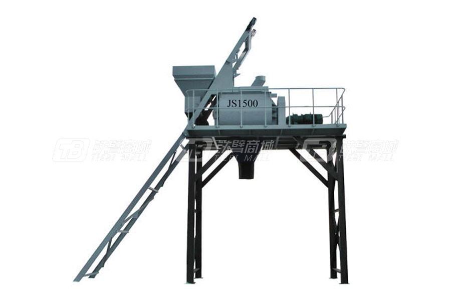 海州机械JS1500搅拌机