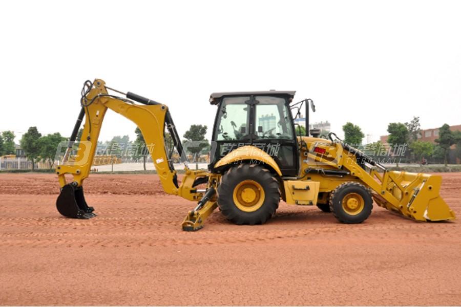 成工重工866H / 866HTC挖掘装载机
