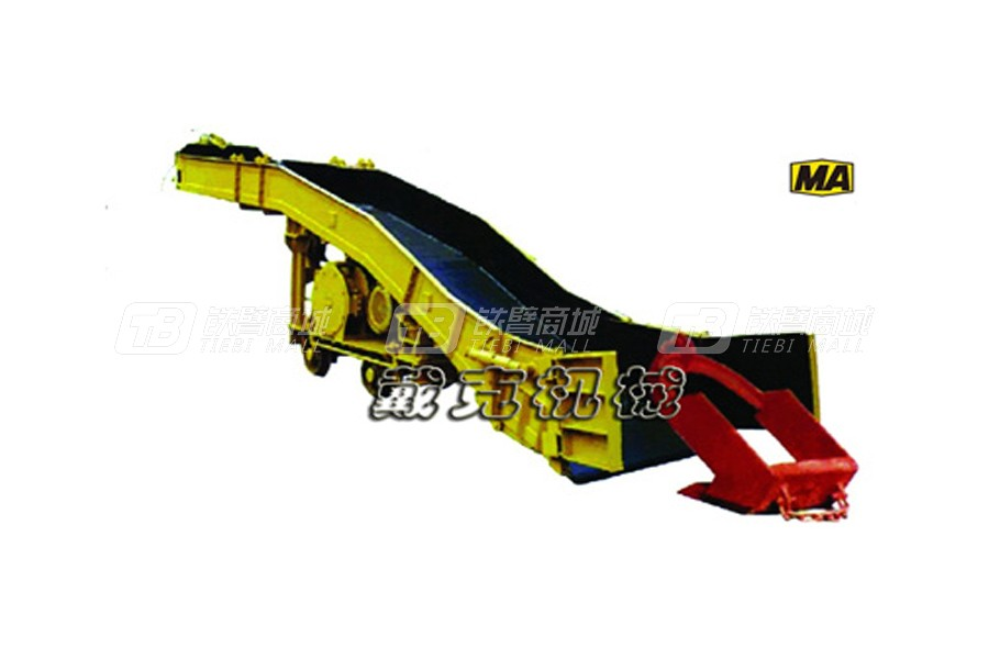 戴克机械P15耙斗装岩机