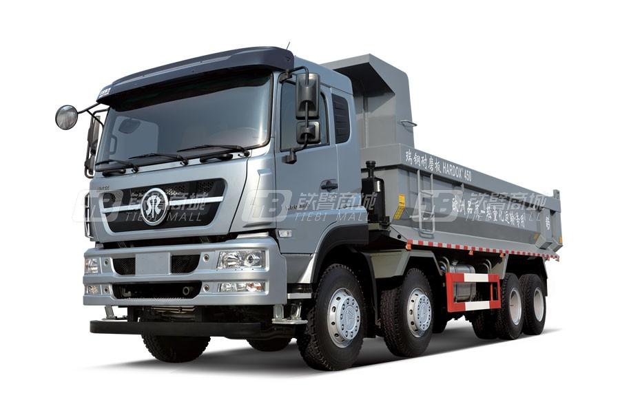 中国重汽斯太尔DM5G8×4 自卸车 (复合)