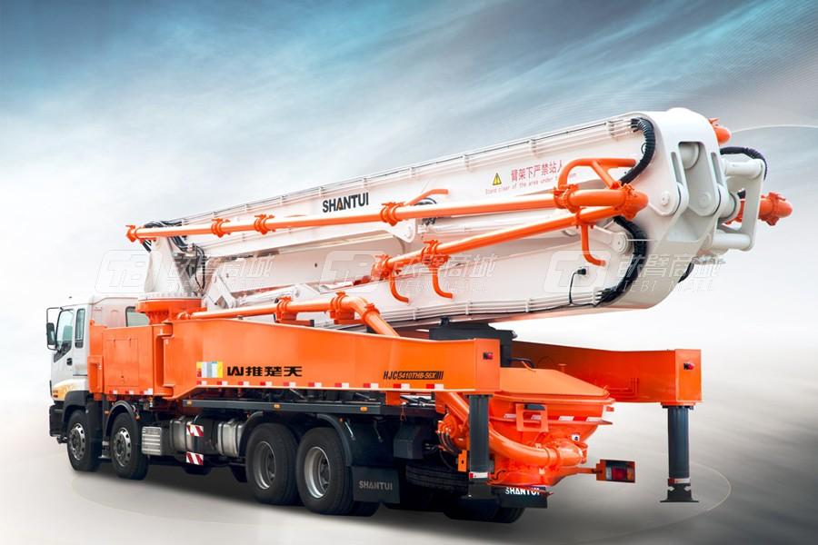 山推建友HJC5410THB-56车载泵