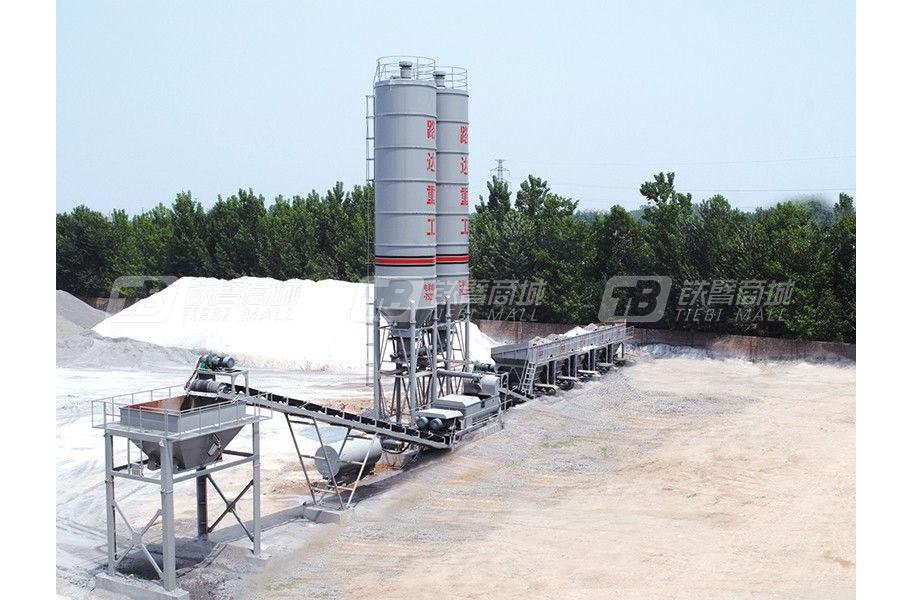 路达WCB400-800标准型稳定土拌合站