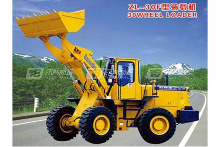 欧霸重工ZL-30F轮式装载机