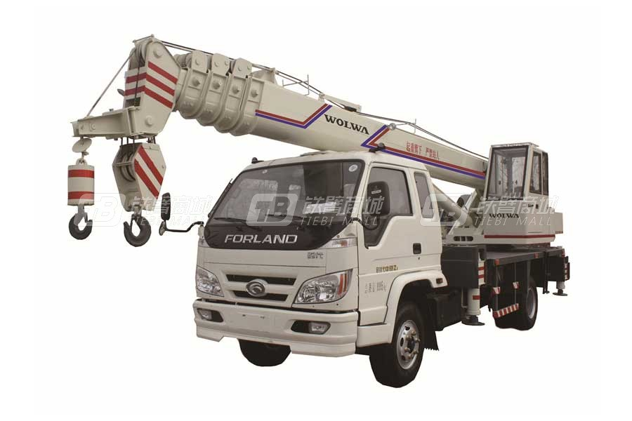 沃尔华GNQY-698(10吨)汽车起重机