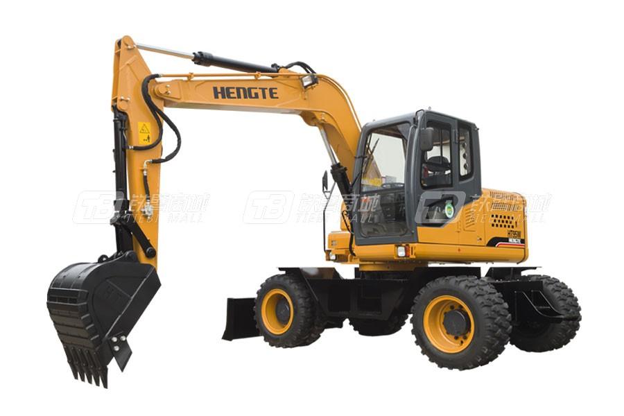 恒特重工HT95W轮式挖掘机