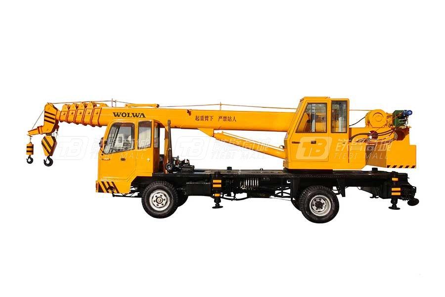 沃尔华GNQY-Z10(10吨)汽车起重机
