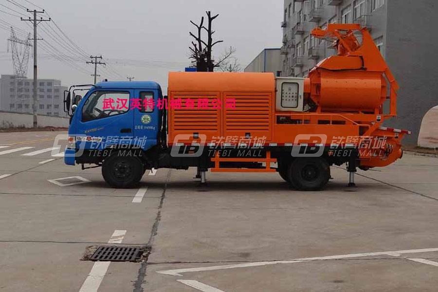 英特HBCS50.10-45EJ/120F车载泵