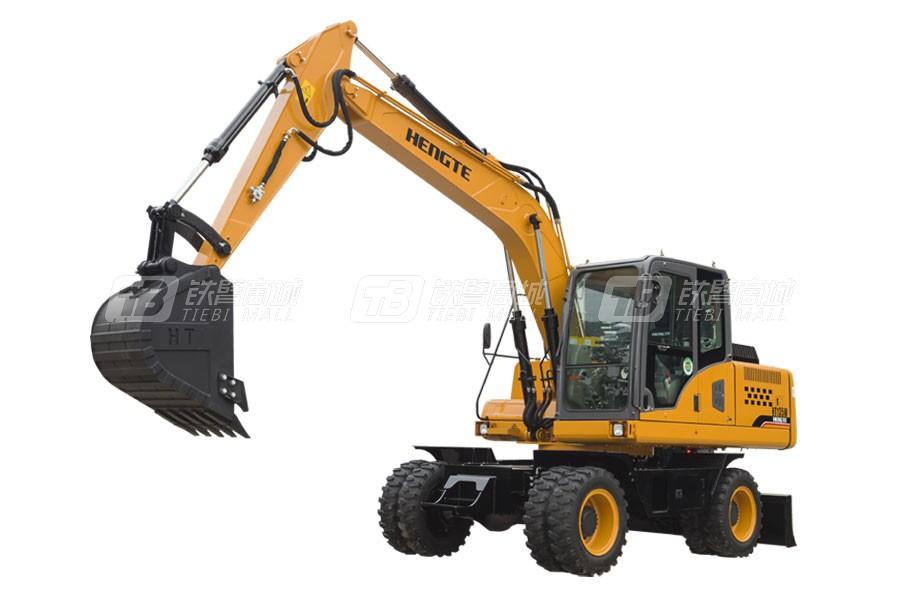 恒特重工HT145W轮式挖掘机