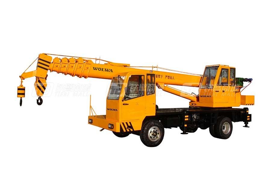 沃尔华GNQY-Z8(8吨)汽车起重机