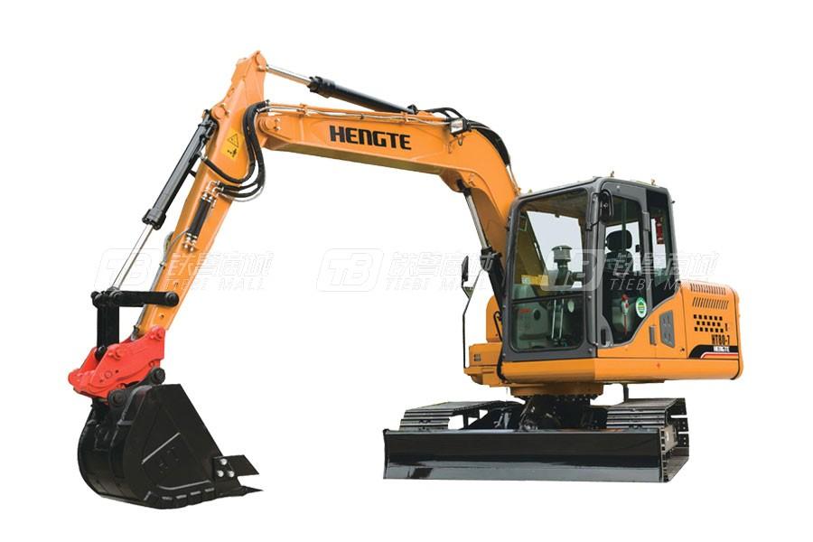 恒特重工HT90履带挖掘机