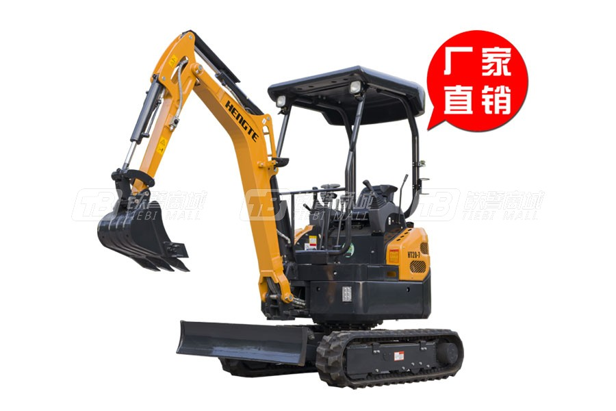 恒特重工HT20履带挖掘机