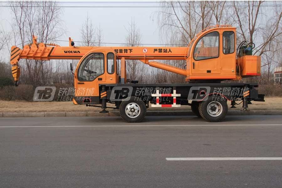 沃尔华GNQY-Z485(6吨)汽车起重机