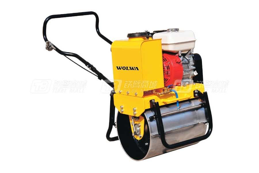 沃尔华沃尔华0.15吨手扶式单钢轮压路机