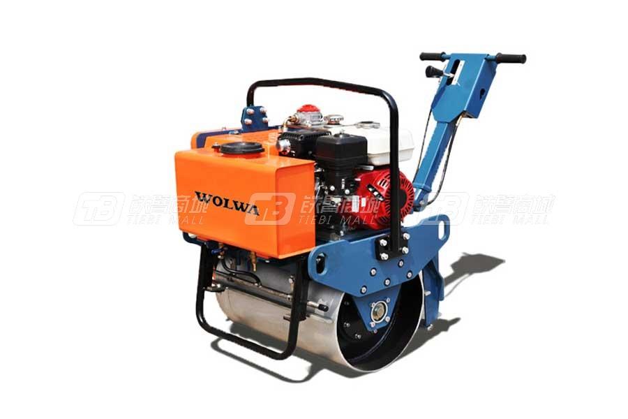 沃尔华GNYL11手扶式单钢轮压路机