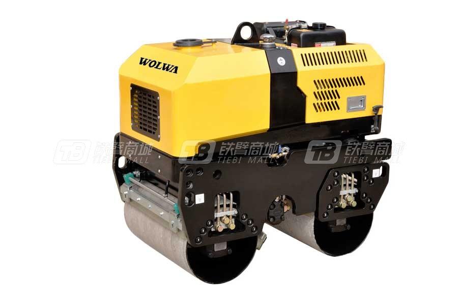 沃尔华GNYL301C(0.9吨)驾驶式压路机