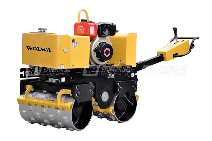 沃尔华GNYL102C(0.6吨)手扶式沟槽压实机