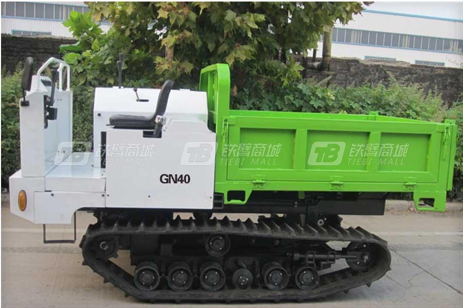 沃尔华GN400稻田履带运输