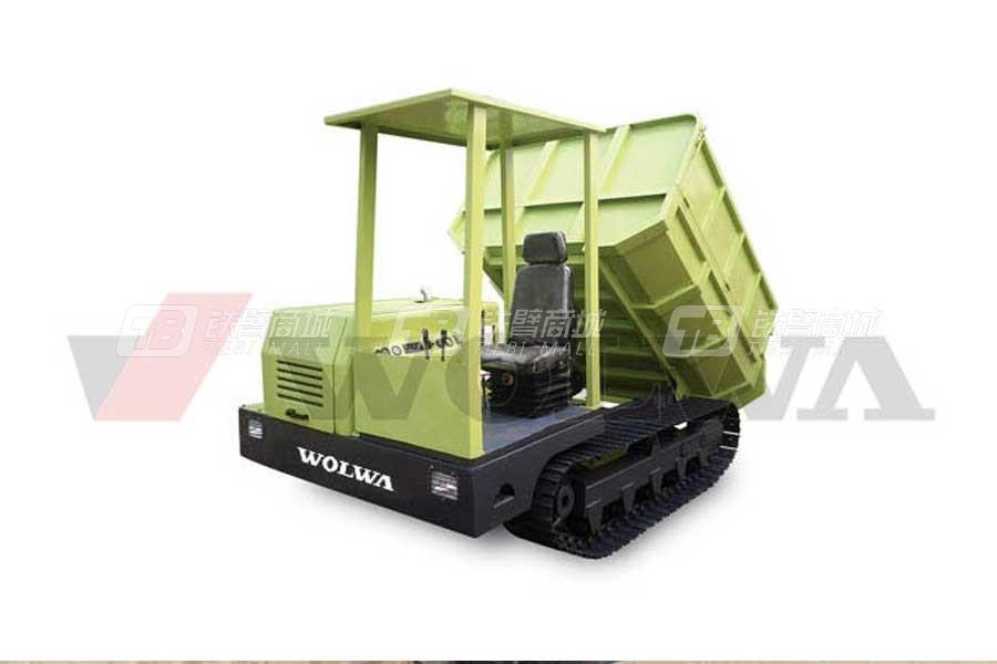 沃尔华GNYS-4(4吨)履带运输车