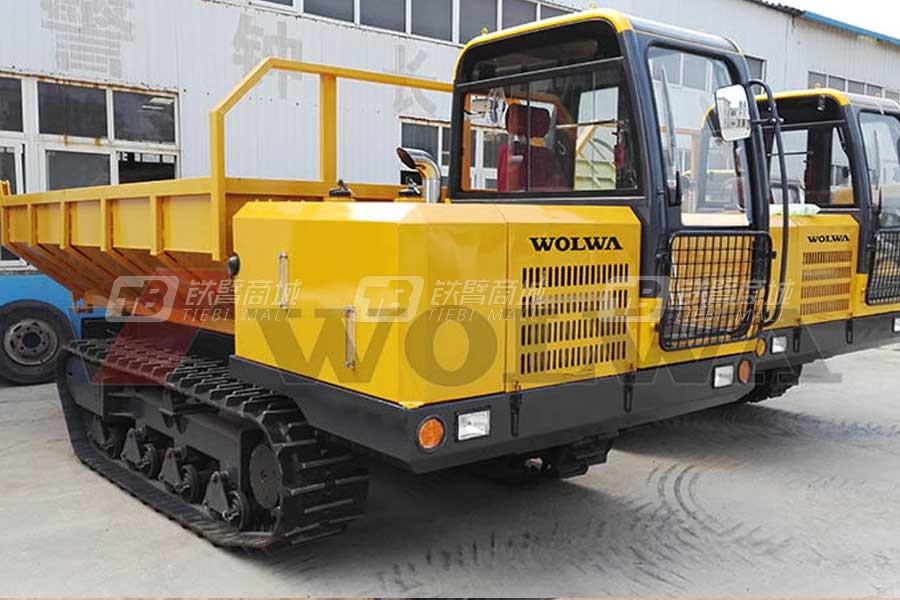 沃尔华GNYS-10(10吨)履带运输车