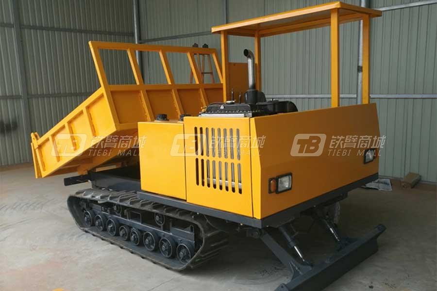 沃尔华GNYS-3机械行走3吨履带运输车