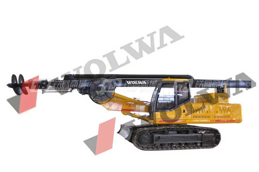 沃尔华GNXW525履带式旋挖钻机