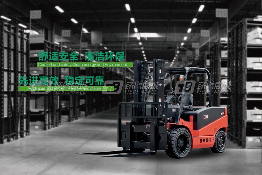 杭叉J系列5.0吨蓄电池叉车