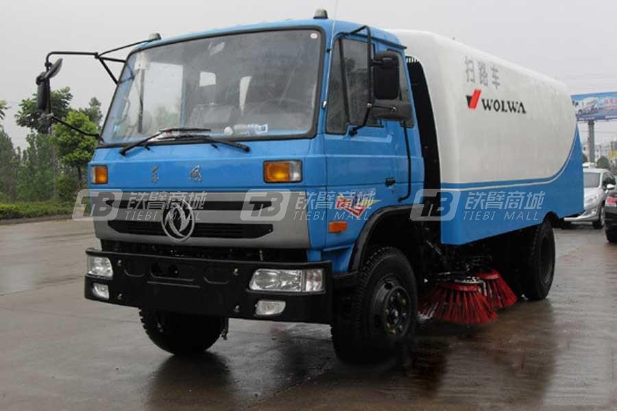 沃尔华CLW5110TSL3清扫车